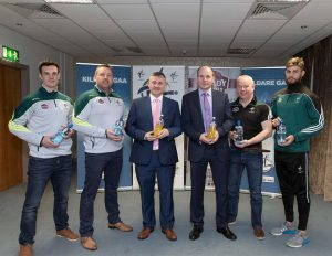 Ballygowan and Energise Sport unveiled as new Official Hydration Partners of Kildare GAA