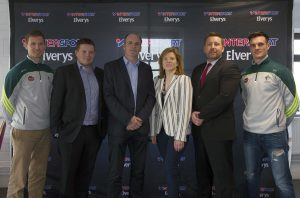 Elverys Sports unveiled as new Official Retail Partner of Kildare GAA