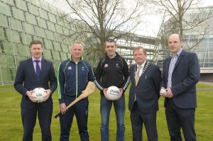 Johnny Doyle Appointed Kildare GAA's Community Development & Participation Officer