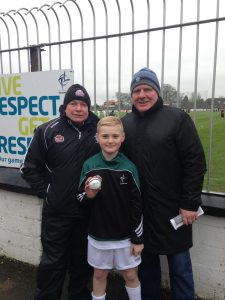 Hurling from one generation to the next