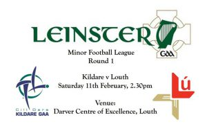 Leinster Minor League – Kildare v Louth
