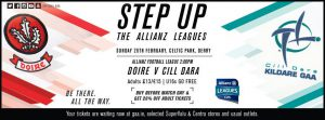 Allianz Football League – Kildare v Derry