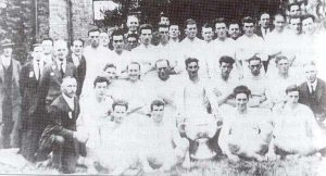 Kildare defeat Cork on the way to 1928 All Ireland Title
