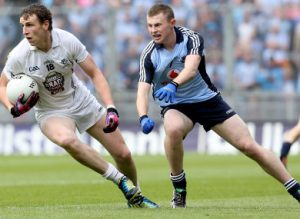Sean Hurley Steps Away from the Kildare Senior Football Set Up to Focus on his Hip Surgery Recovery