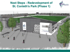Kildare GAA St Conleth's Park Re-Development Project