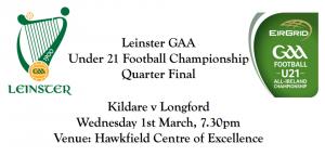 Under 21 Leinster Championship