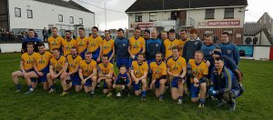Carbury GAA – Aldridge Cup Winners 2017