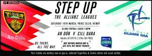 Allianz Football League Round 5 – Kildare v Down