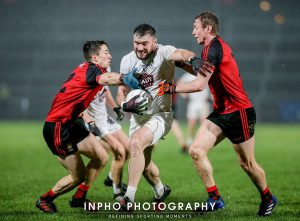 David Slattery goals secure victory for Kildare