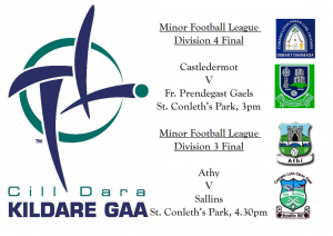 Minor Football League Finals
