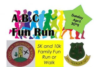 Ballyteague GAA A.B.C Fun Run