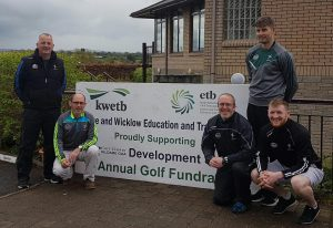 Development Squads Golf Fundraiser