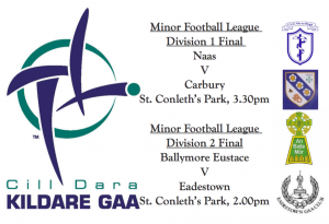 Minor Football League Div 1 & 2 Finals