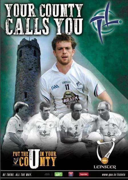 Leinster Senior Football Championship – Kildare v Laois