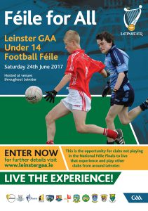 Leinster GAA Féile for All