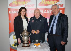 Haven Hire Senior and Intermediate Hurling Draws