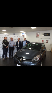 Kildare Gaa Club Draw Winner !
