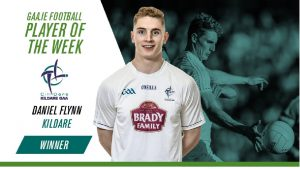 Daniel Flynn voted GAA.ie Footballer of the Week