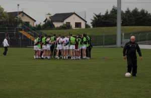 Kildare Under 17's get off to winning start in Leinster Campaign