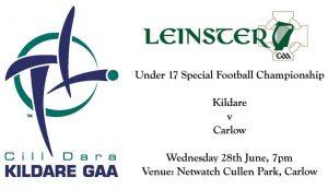 Leinster Under 17 Special Championship