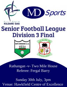 MD Sports Division 3 Final