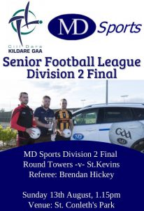 MD Sports SFL Division 2 Final