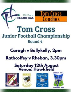 Tom Cross Junior Football Championship