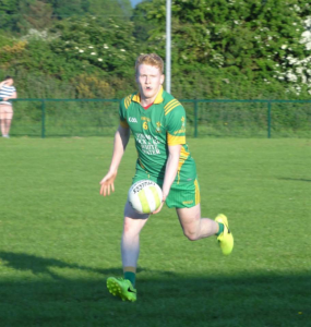 Captains Profile – Michael Stewart Byrne, Ballymore Eustace