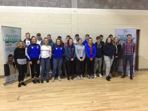 Dermot Earley Youth Leadership Initiative