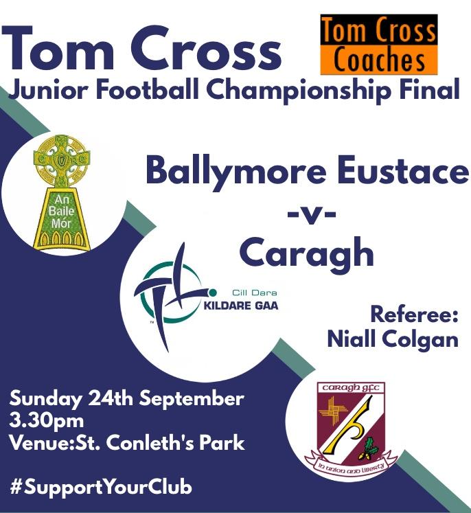 Tom Cross Junior Football Championship Final