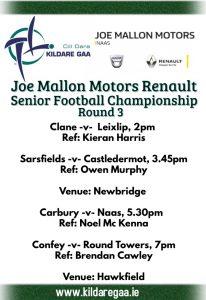 Joe Mallon Motors Renault SFC Round 3 Results