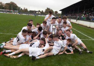 Clane GAA – Manguard Plus Minor A Champions 2017