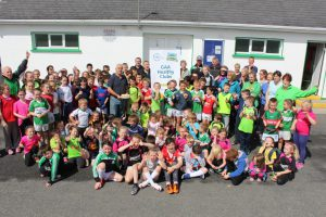Castlemitchell GAA the first Kildare club to receive GAA Healthy Clubs national recognition
