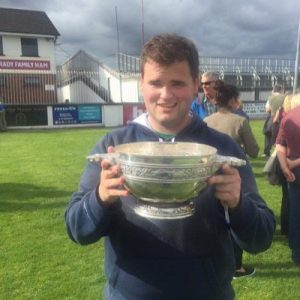 Davy Burke announced as Kildare Under 20 Football Manager