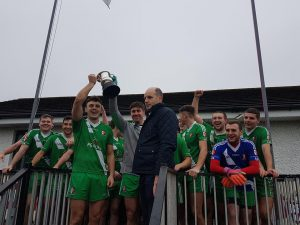 Sarsfields GAA – Tony Donohoe Under 21 A Football Champions 2017