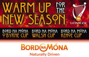 Bord Na Mona Leinster GAA Series