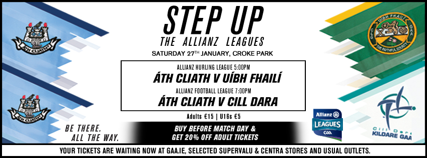 2018 Allianz Football and Hurling League