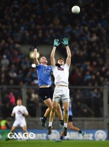 Result: Allianz Football League Round 1 – Kildare 2-10 Dublin 2-17