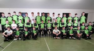 Kildare Under 16's  –  Fr. Manning Cup & Carlow Cup Winners 2017