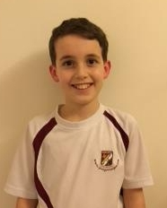 Meet our Mascot – Liam Colleran