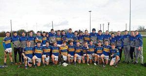 Top Oil Leinster 'A' Schools Semi-Final