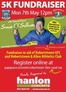 Robertstown GFC – 5k Fundraiser