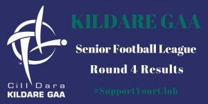 This week's Kildare GAA Club Results