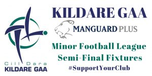 Manguard Plus Minor Football League Semi-Final Fixtures