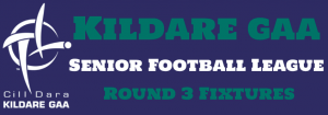 Senior Football League – Round 3 Fixtures