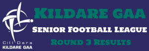 Senior Football League – Round 3 Results