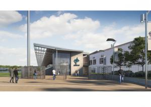 St Conleths Park Re-Development Project – Kildare 2020 Vision
