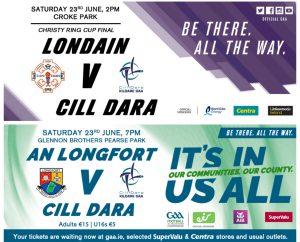 Kildare GAA Ticket Information