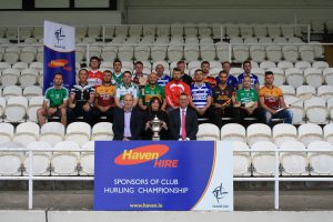 Haven Hire Hurling Championships Launched