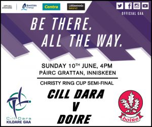 Christy Ring Cup Semi Final